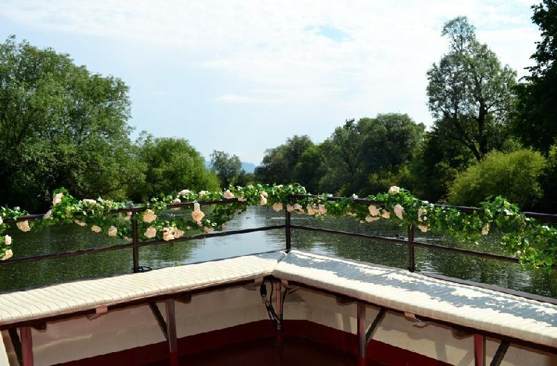 Najem kanuja, plovba po Ljubljanici Bober Marine, Ljubljana gallery photo no.6