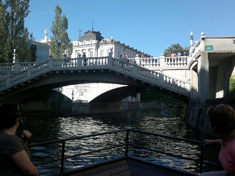 Najem kanuja, plovba po Ljubljanici Bober Marine, Ljubljana gallery photo no.8