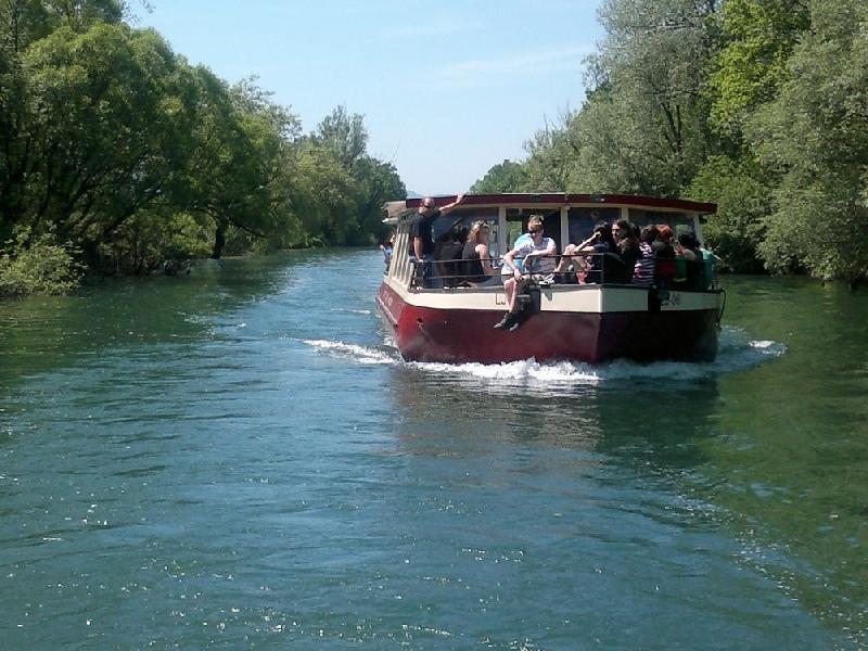 Najem kanuja, plovba po Ljubljanici Bober Marine, Ljubljana gallery photo no.9