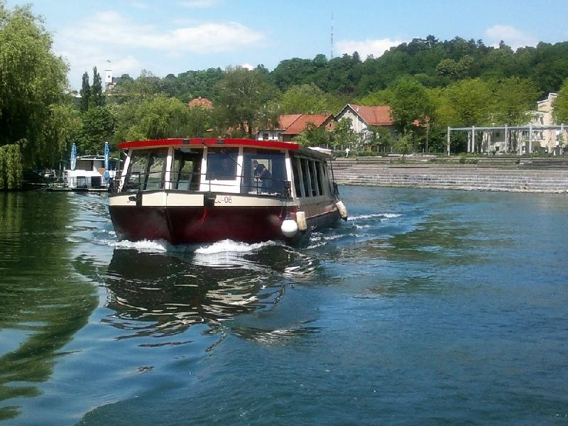Najem kanuja, plovba po Ljubljanici Bober Marine, Ljubljana gallery photo no.24