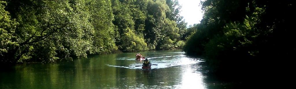 Najem kanuja, plovba po Ljubljanici Bober Marine, Ljubljana gallery photo no.27