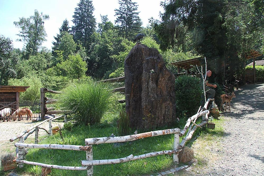 Naravni živalski vrt - ZOO Park ROŽMAN, Vrzdenec - Horjul gallery photo no.2