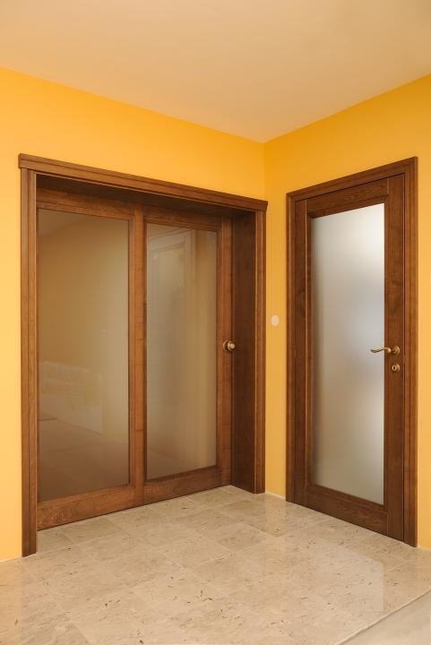 Notranja, lesena vrata po meri gallery photo no.10