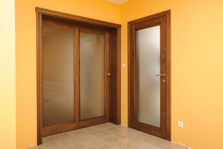 Notranja, lesena vrata po meri gallery photo no.9