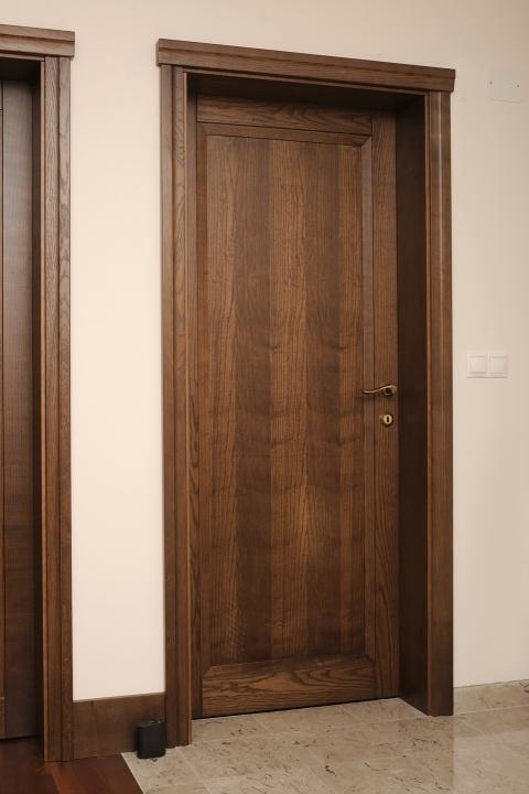 Notranja, lesena vrata po meri gallery photo no.31