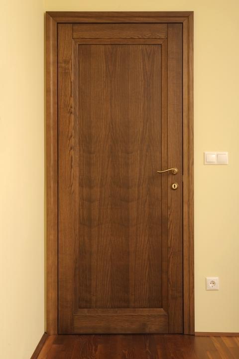 Notranja, lesena vrata po meri gallery photo no.32