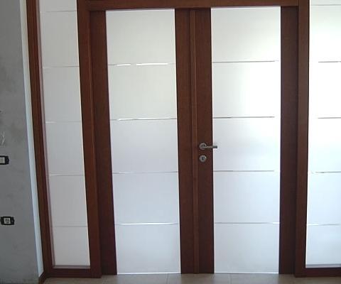 Notranja, lesena vrata po meri gallery photo no.36