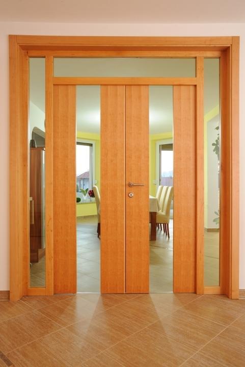 Notranja, lesena vrata po meri gallery photo no.43