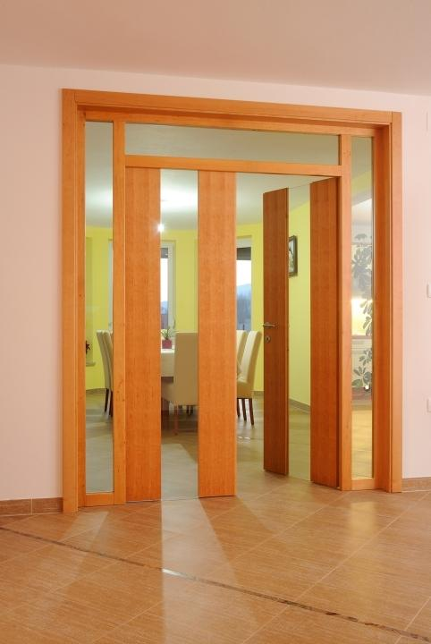 Notranja, lesena vrata po meri gallery photo no.44