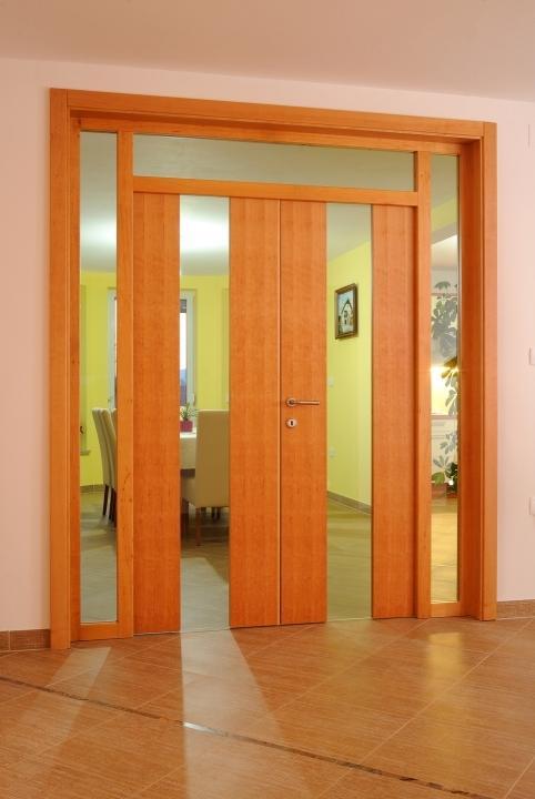 Notranja, lesena vrata po meri gallery photo no.45
