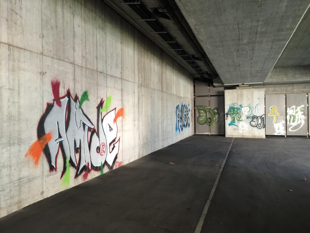 Odstranjevanje grafitov SISAPI, čiščenje fasad, Ljubljana gallery photo no.13