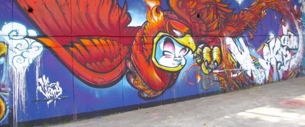 Odstranjevanje grafitov SISAPI, čiščenje fasad, Ljubljana gallery photo no.14