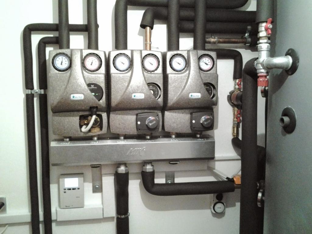 Ogrevalni in hladilni sistemi Vodaterm, Klemen Kerin s.p., Šentjernej gallery photo no.12