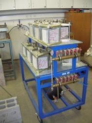 Orodja za gradbeni laboratorij, kalupi za beton, vibracijski dozator, duktilometer, INUM d.o.o. gallery photo no.1
