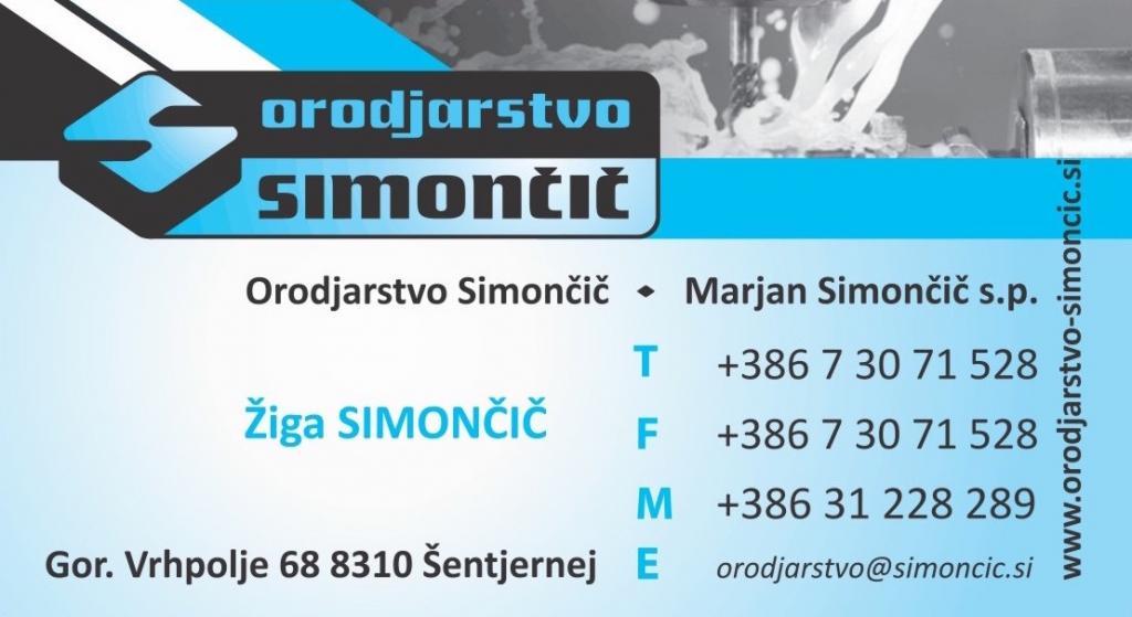 Orodjarstvo Simončič, Šentjernej gallery photo no.0