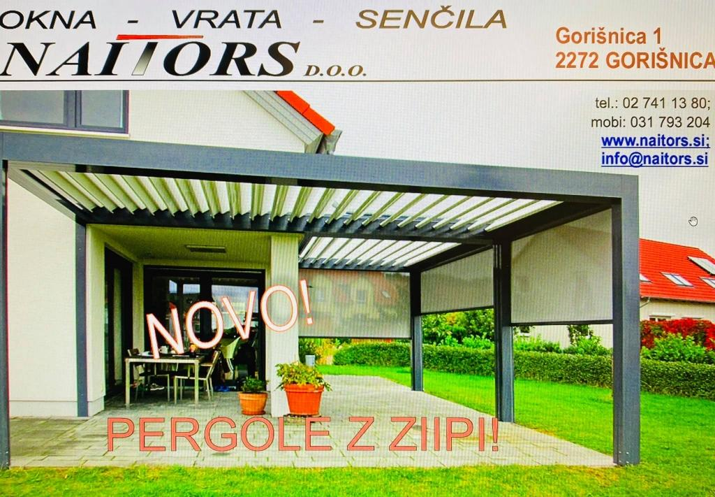 PERGOLA – NAITORS d.o.o. gallery photo no.1