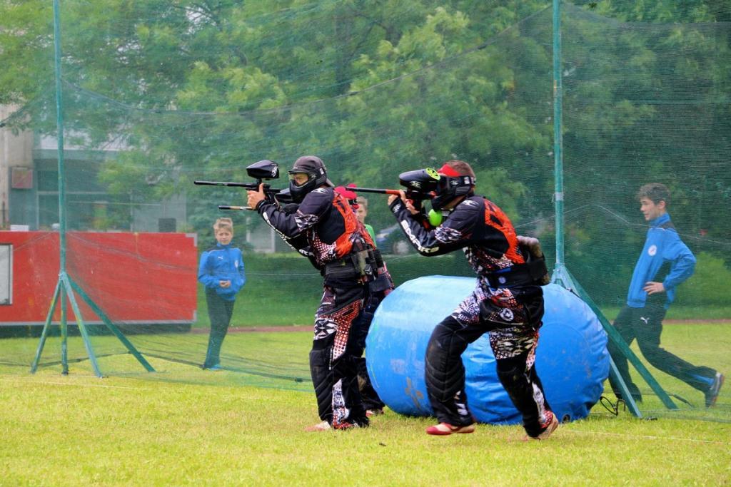 Paintball za otroke, Ljubljana gallery photo no.17