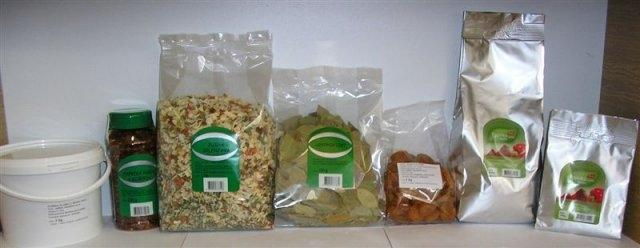 Pakiranje z mehurčasto folijo, pakiranje bio izdelkov, skin pakiranje gallery photo no.24