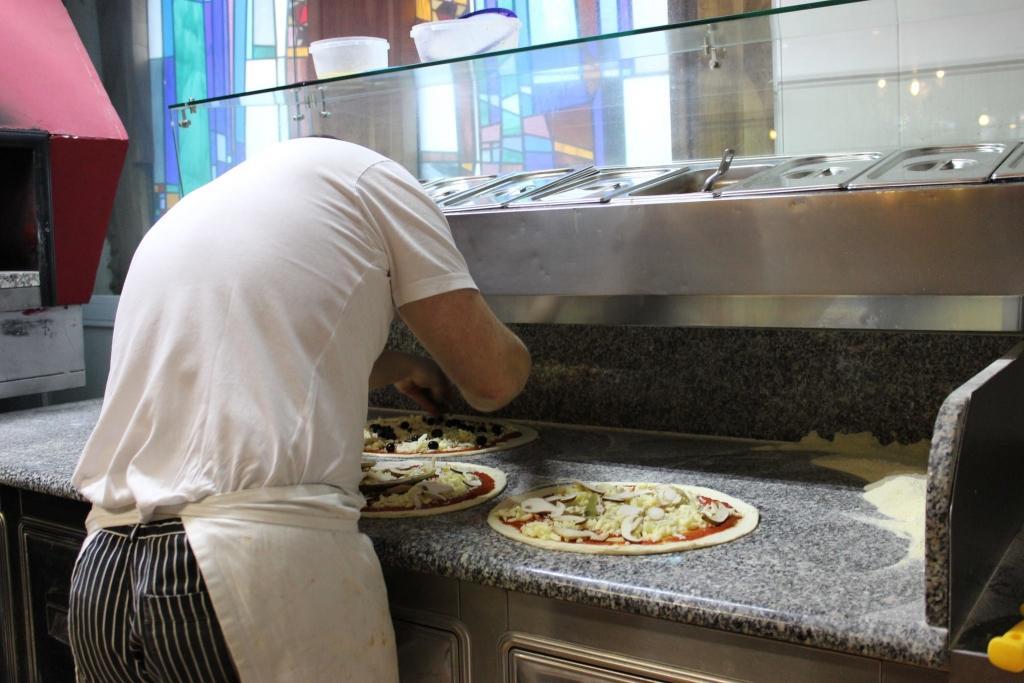 Pizzeria, rooms, owernights, hostel Kobarid gallery photo no.3
