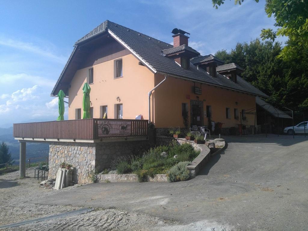 Planinski dom Ušte-Žerenk gallery photo no.1