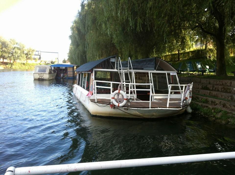 Plovba po Ljubljanici - rečna ladja ŽABA gallery photo no.4