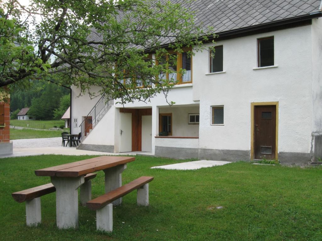 Počitniška hiša za Vršičem, Trenta gallery photo no.15