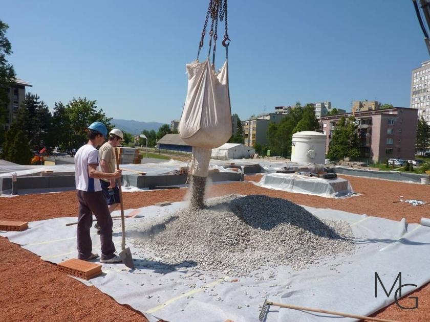 MG Zelene strehe - načrtovanje in izvedba zelenih streh gallery photo no.20