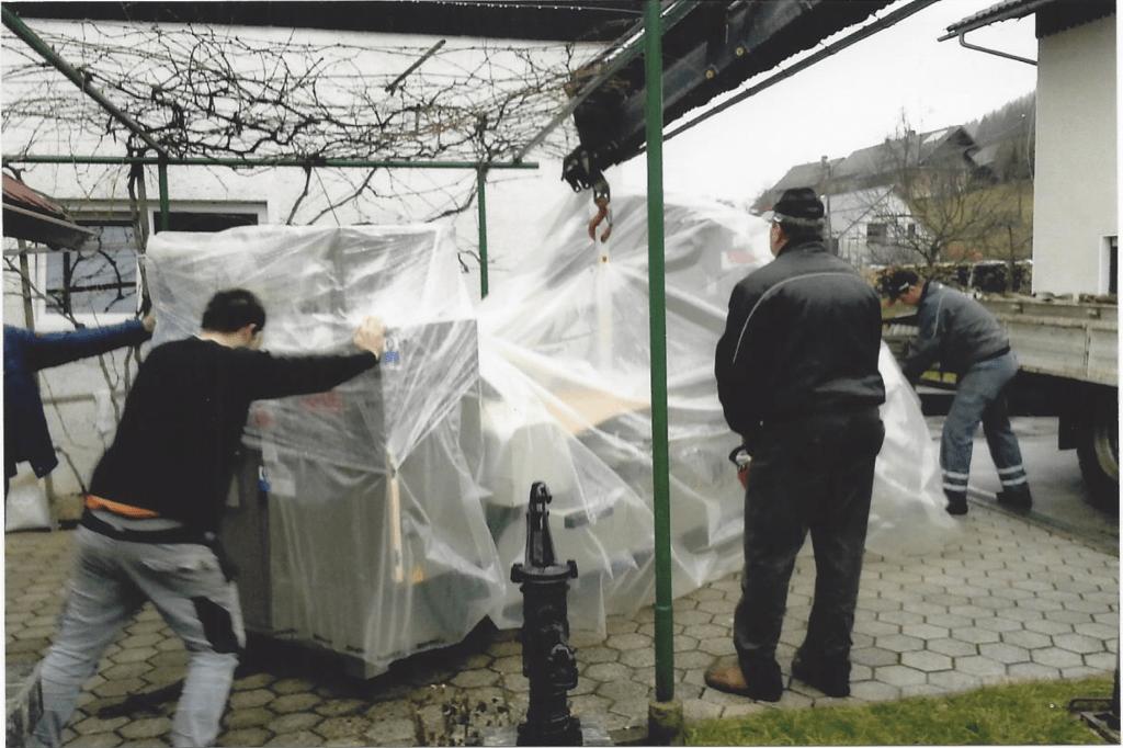 Popravilo in selitve strojev za mizarje in kovinarje gallery photo no.8