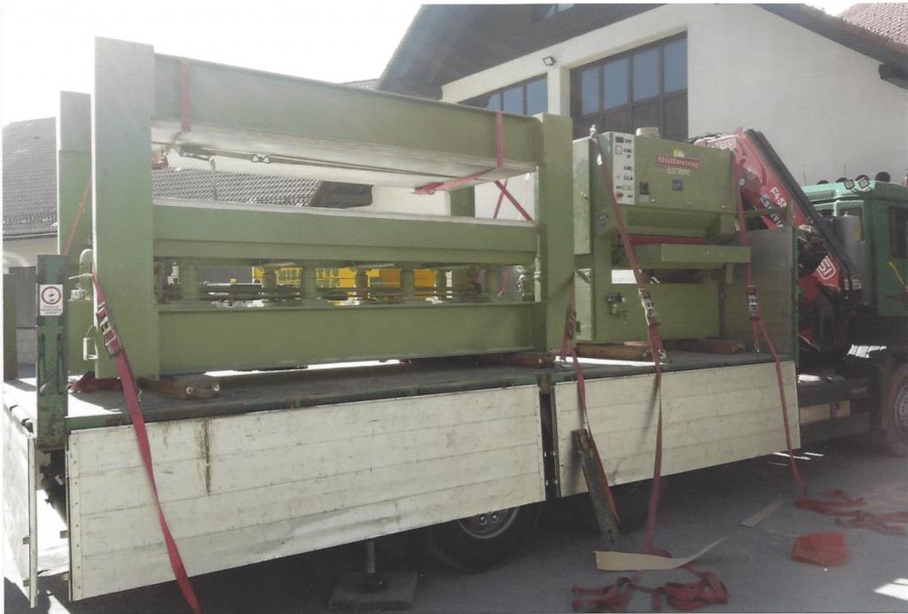 Popravilo in selitve strojev za mizarje in kovinarje gallery photo no.14