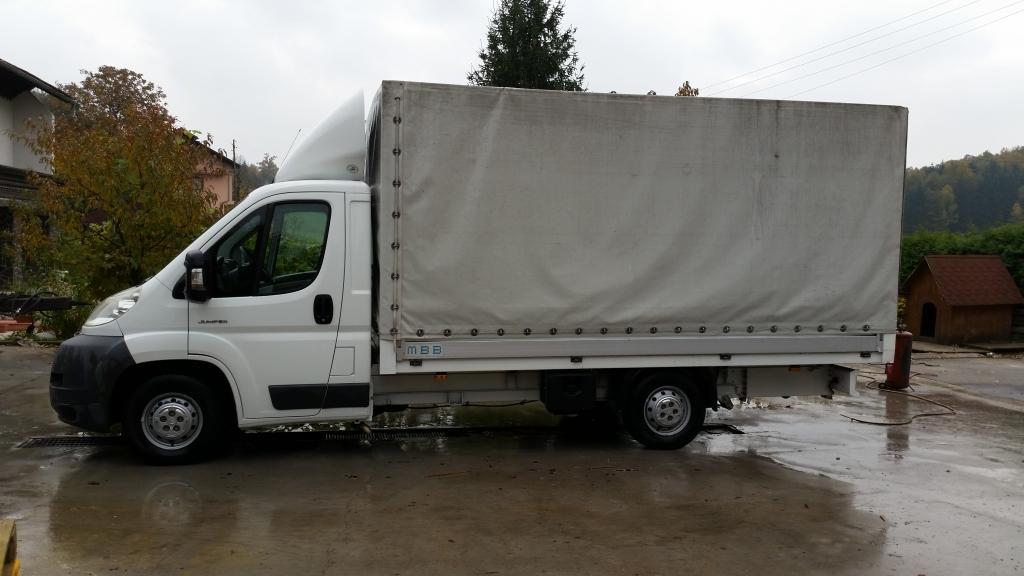 Popravilo tovornih vozil, veleremont vozil, popravilo viličarjev, premontaža montaža tovornih pnevmatik, Ivan Jerič s.p., Štajerska gallery photo no.4