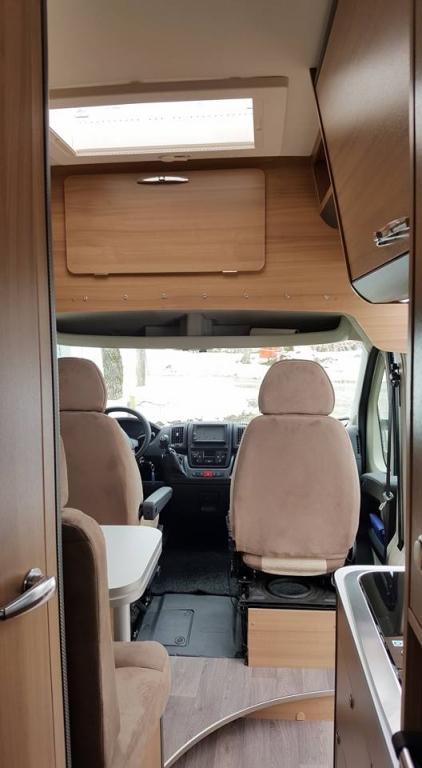 Predelava vozil v avtodom, servis bivalnih vozil gallery photo no.13