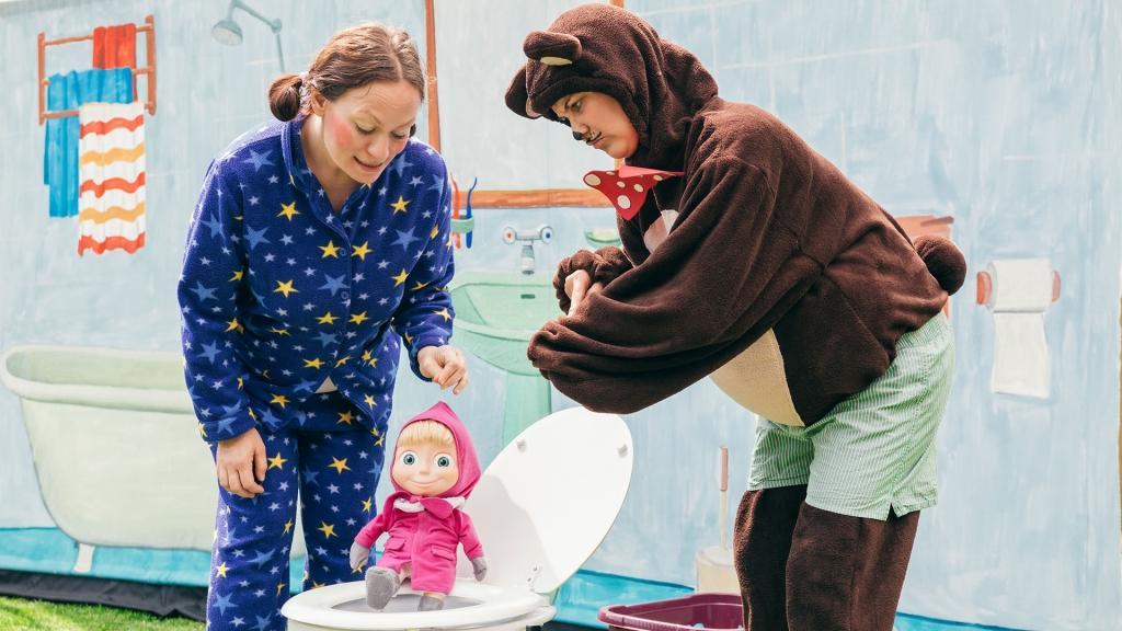 Predstave za otroke, igre za otroke, animacije za otroke, gledališče, abonma, KUKUC gallery photo no.2