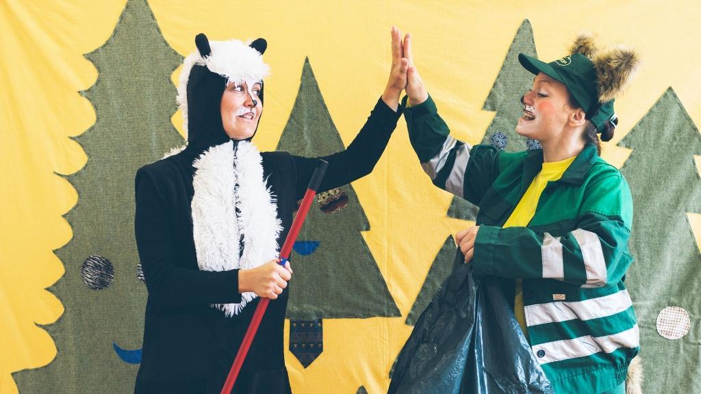 Predstave za otroke, igre za otroke, animacije za otroke, gledališče, abonma, KUKUC gallery photo no.7