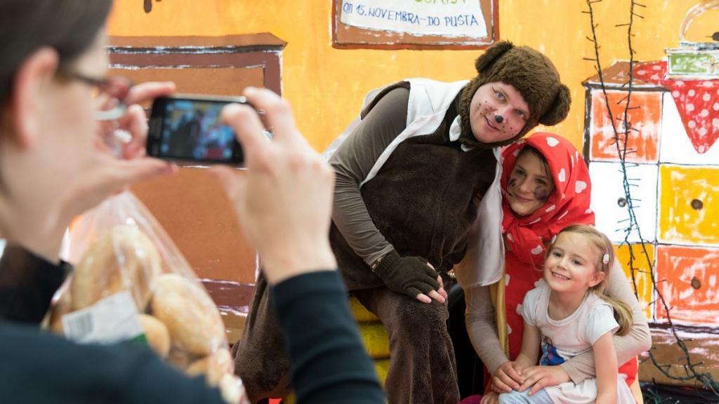 Predstave za otroke, igre za otroke, animacije za otroke, gledališče, abonma, KUKUC gallery photo no.12