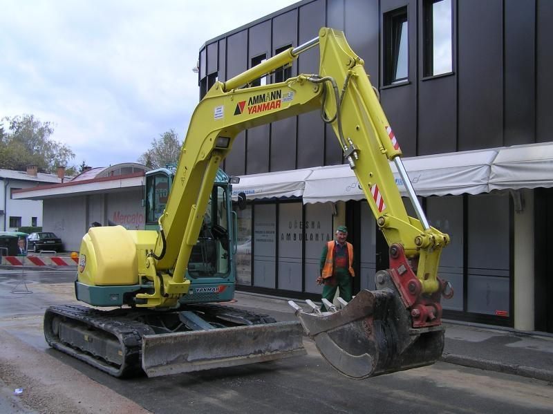 Prevoz gradbenega materiala, storitve z gradbeno mehanizacijo gallery photo no.9