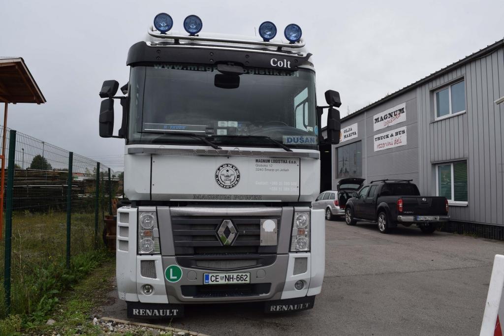 Prevoz kontejnerjev Evropa (Madžarska, Češka, Poljska, Romunija) - MAGNUM LOGISTIKA gallery photo no.3