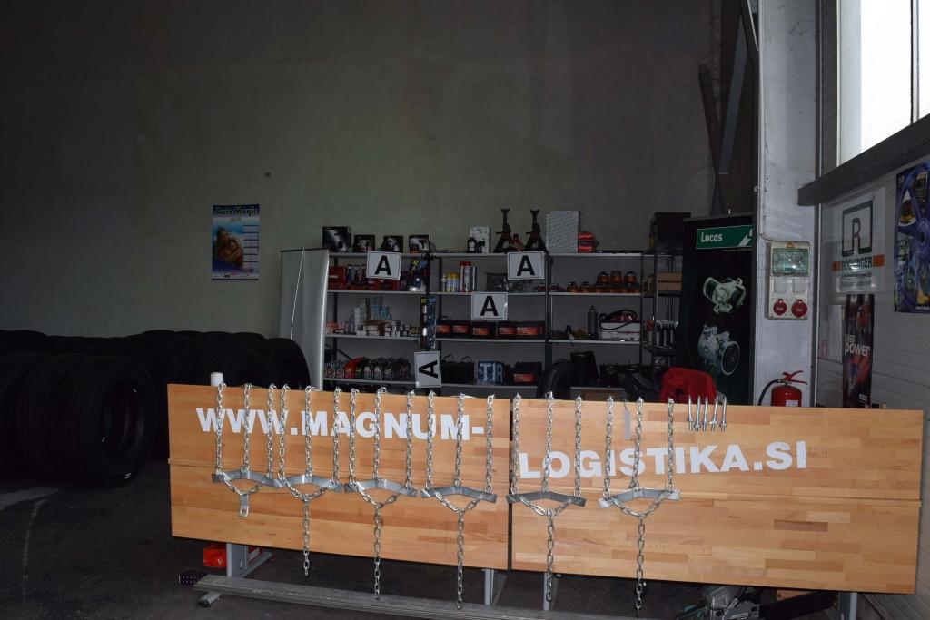 Prevoz kontejnerjev Evropa (Madžarska, Češka, Poljska, Romunija) - MAGNUM LOGISTIKA gallery photo no.5
