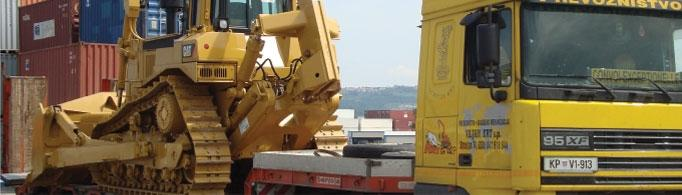 Prevoz tovora in peska - Krt Viljam s.p., Primorska gallery photo no.1