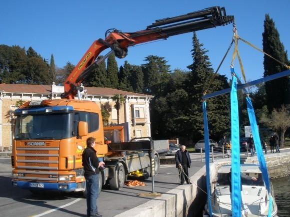 Prevoz tovora in peska - Krt Viljam s.p., Primorska gallery photo no.11