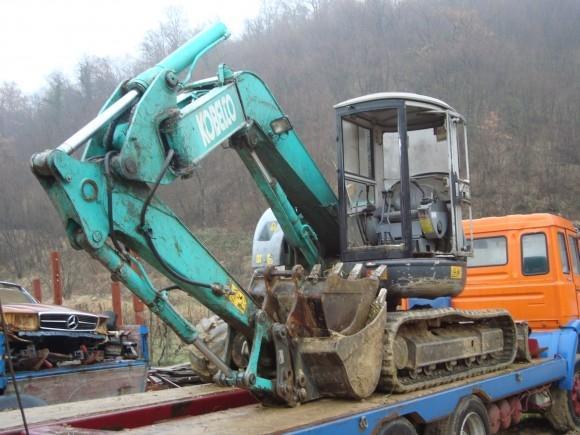 Prevoz tovora in peska - Krt Viljam s.p., Primorska gallery photo no.5