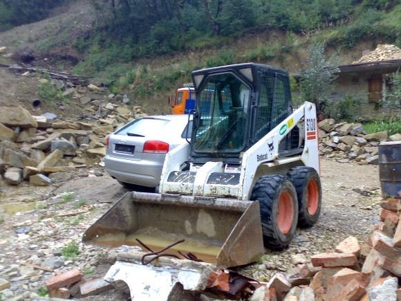 Prevoz tovora in peska - Krt Viljam s.p., Primorska gallery photo no.6