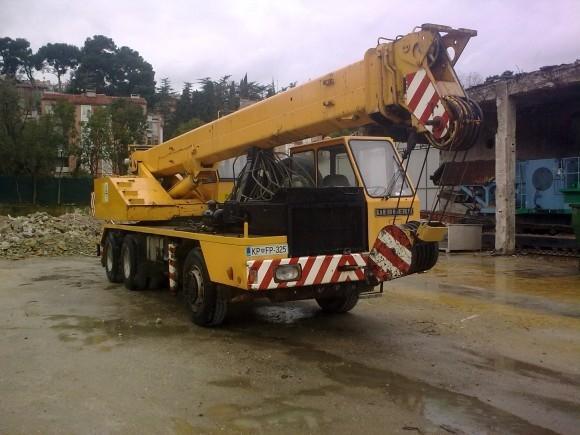 Prevoz tovora in peska - Krt Viljam s.p., Primorska gallery photo no.10