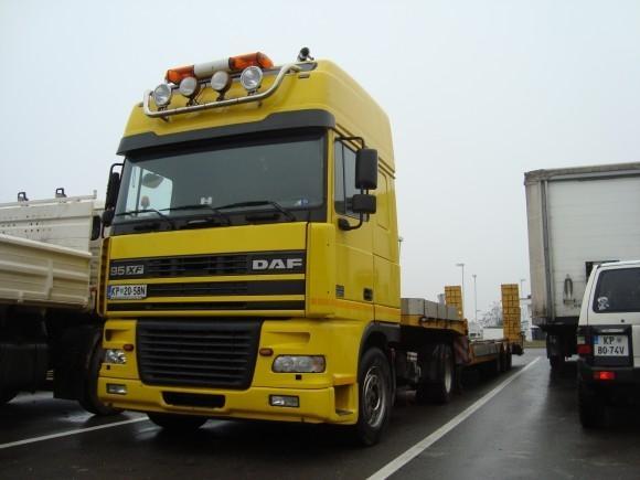 Prevoz tovora in peska - Krt Viljam s.p., Primorska gallery photo no.13