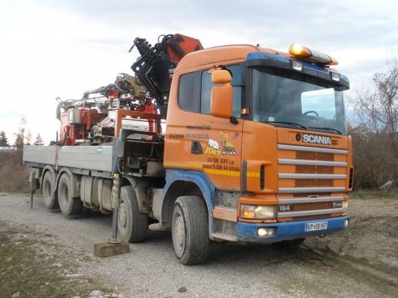 Prevoz tovora in peska - Krt Viljam s.p., Primorska gallery photo no.14