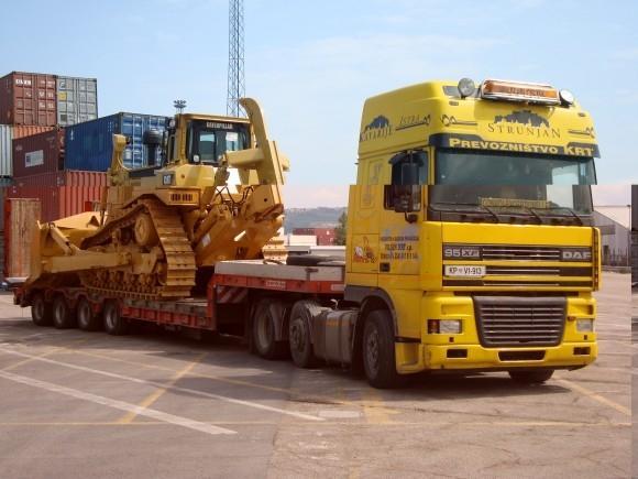 Prevoz tovora in peska - Krt Viljam s.p., Primorska gallery photo no.15