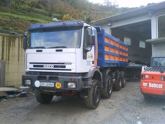 Prevoz tovora in peska - Krt Viljam s.p., Primorska gallery photo no.17