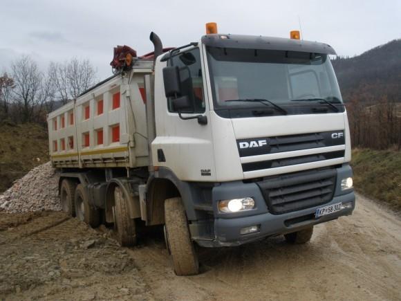 Prevoz tovora in peska - Krt Viljam s.p., Primorska gallery photo no.18