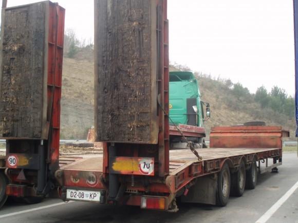 Prevoz tovora in peska - Krt Viljam s.p., Primorska gallery photo no.24