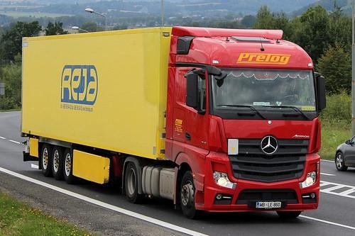 Prevozi Poljska, prevozi nevarnih snovi, prevozi s hladilnikom - prevozi Prelog gallery photo no.0