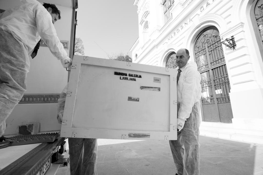 Prevozi umetnin - Rotar Art, Slovenija gallery photo no.1